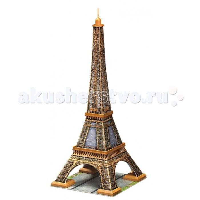 Пазлы, Ravensburger 3D Пазл Эйфелева башня 216 элементов  - купить со скидкой