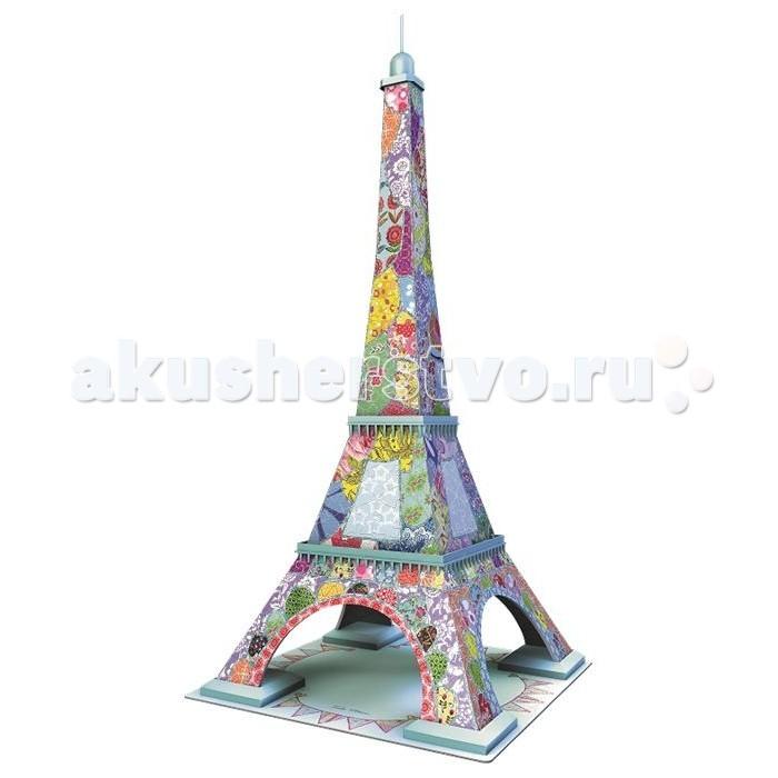 Ravensburger 3D Пазл Тула Мун - Эйфелева башня 216 элементов