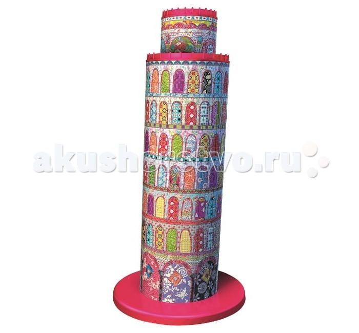 Ravensburger 3D Пазл Тула Мун - Пизанская башня 216 элементов