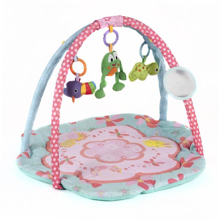 Купить Развивающие коврики, Развивающий коврик FunKids Happy Frog Gym