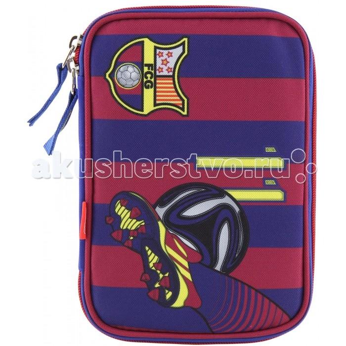 Развитие и школа , Пеналы Target Collection Пенал с канцтоварами FC Barcelona арт: 359229 -  Пеналы