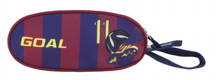 Пеналы Target Collection Пенал овальный FC Barcelona