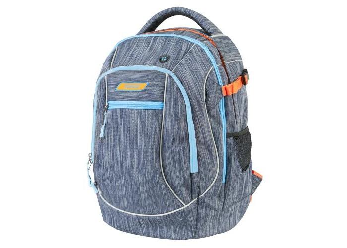 Развитие и школа , Школьные рюкзаки Target Collection Рюкзак легкий Титаниум арт: 359459 -  Школьные рюкзаки