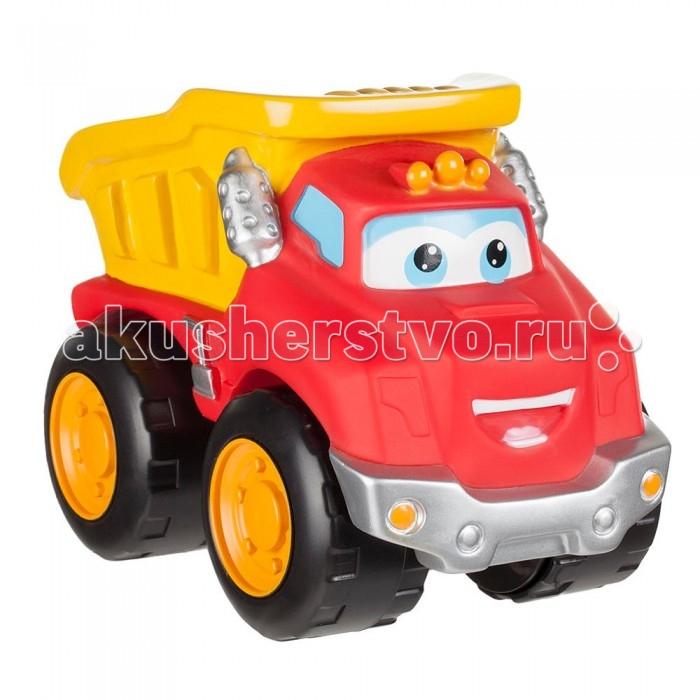 Машины Chuck & Friends Машинка Самосвал 16 см игрушка канатная mrpet восьмерка с мячем цвет желтый красный 25 см