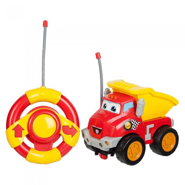 Купить Радиоуправляемые игрушки, Chuck & Friends Машинка Самосвал на радиоуправлении