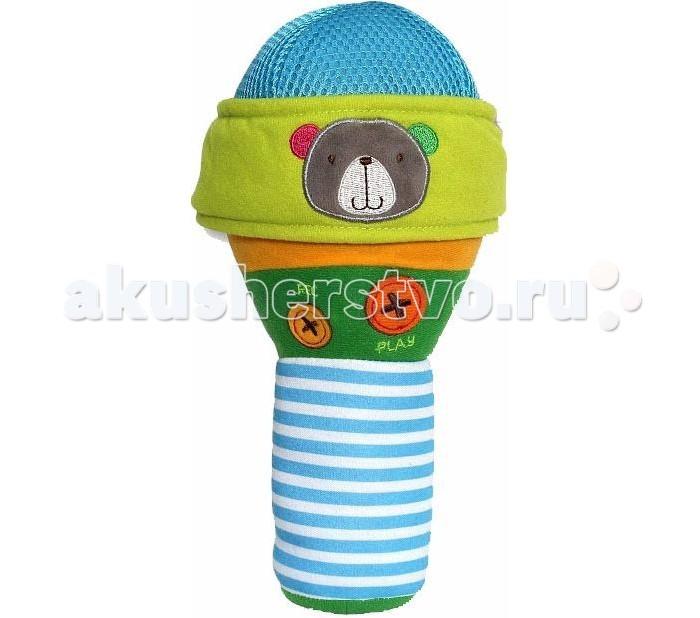 Музыкальные игрушки Bobbie & Friends Микрофон, Музыкальные игрушки - артикул:35998