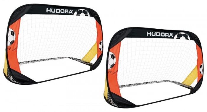 Летние товары , Спортивный инвентарь Hudora Футбольные ворота Soccer Goal Pop Up Set of 2 шт. арт: 360184 -  Спортивный инвентарь