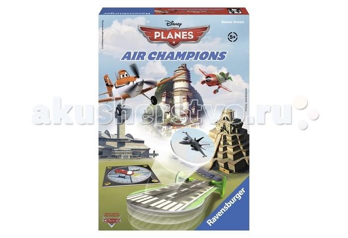 Настольные игры Ravensburger Настольная игра Самолёты: воздушные чемпионы