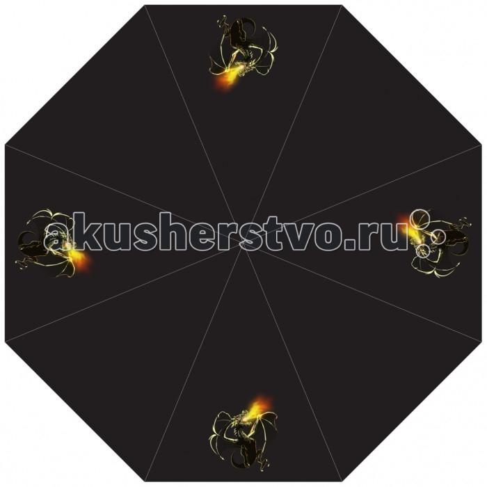 Детские зонтики Thorka Механический складной MC Neill Дракон, Детские зонтики - артикул:360379