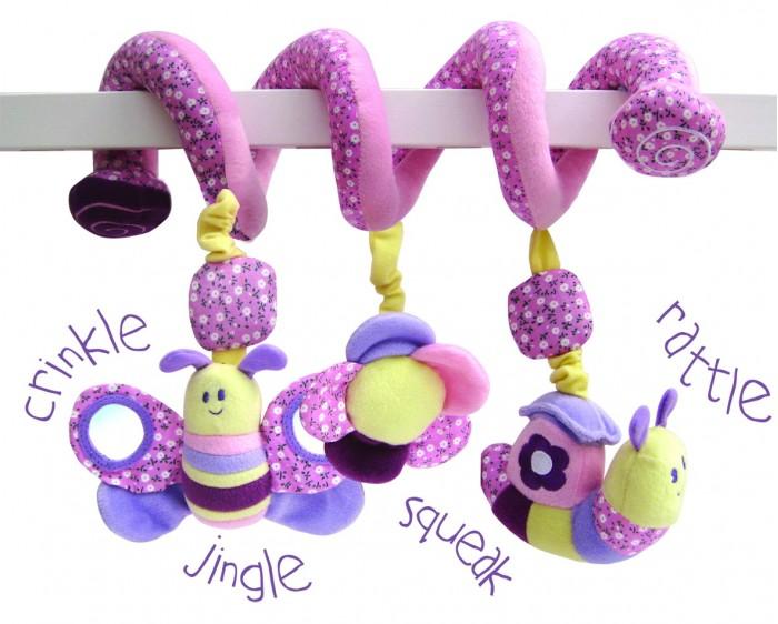 Подвесные игрушки Little Bird Told Me Спираль Бабочка, Подвесные игрушки - артикул:360494