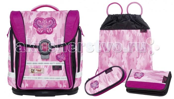 Школьные рюкзаки Thorka Школьный рюкзак MC Neill Ergo Light Compact Стиль 4 предмета рюкзак compact