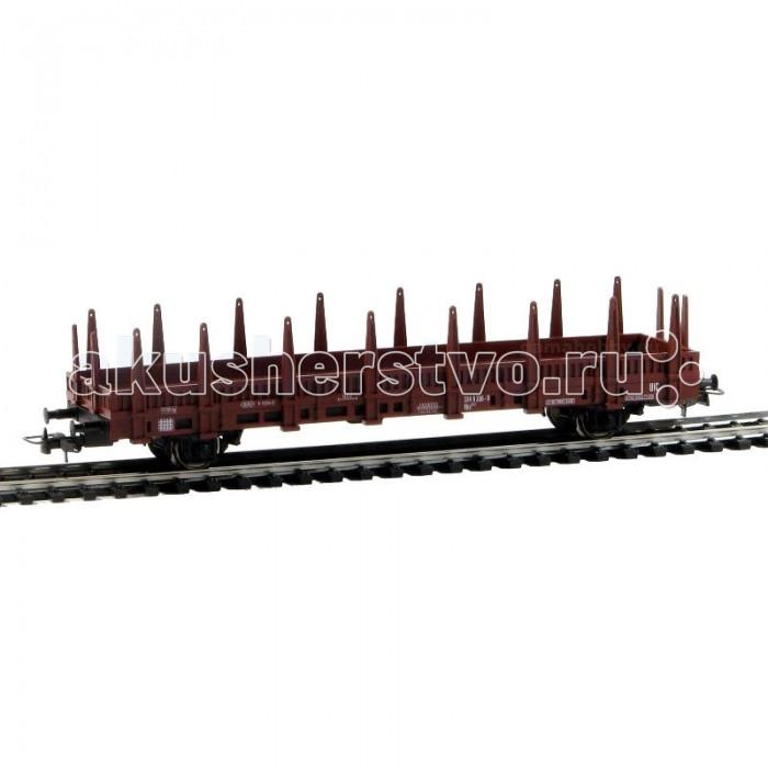 Железные дороги Mehano Hobby Полувагон для перевозки грузов KBS железные дороги mehano вагон рудовоз conrail