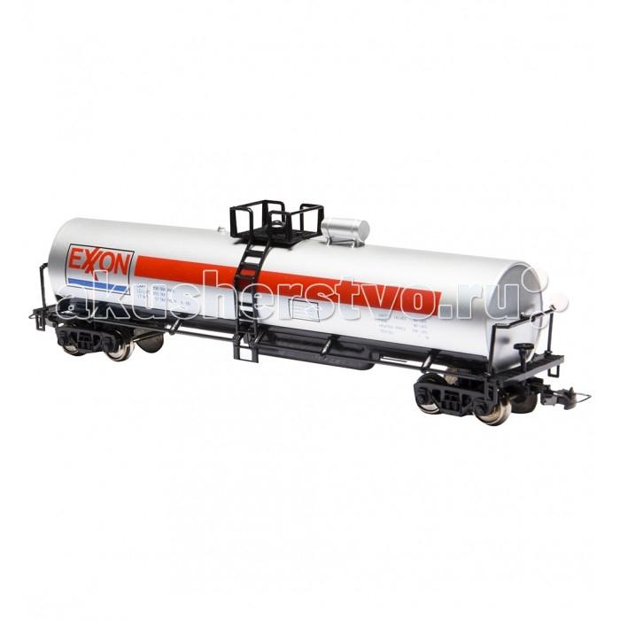 Железные дороги Mehano Вагон - цистерна Exxon железные дороги mehano вагон рудовоз conrail