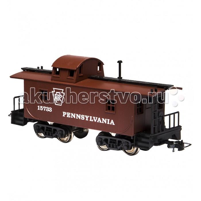 Железные дороги Mehano Служебный вагон-камбуз для товарного поезда mehano вагон термос ibbhs 410 цвет желтый