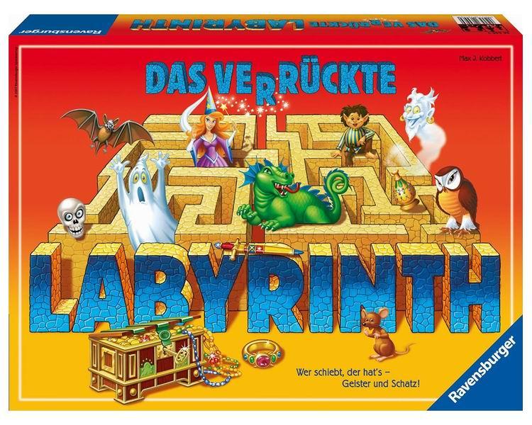 Ravensburger Настольная игра Лабиринт