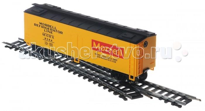 Железные дороги Mehano Вагон-рефрижиратор 40 железнодорожные модели б у