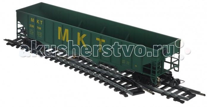 Железные дороги Mehano Саморазгружающийся бункерный грузовой вагон 50 MKT железные дороги mehano вагон рудовоз conrail