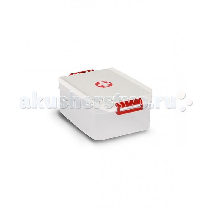 Ящики для игрушек Tatay Коробка-аптечка с крышкой 4.5 л ящик универсальный бытпласт колор стайл с крышкой цвет красный 18 л