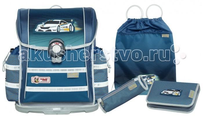Школьные рюкзаки Thorka Школьный рюкзак MC Neill ERGO Light 912 S Без ограничений! 4 предмета mc neill пенал овальныйl гринтрак цвет зеленый