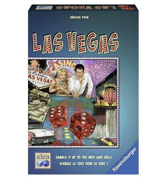 Игры для школьников Ravensburger Настольная игра Лас Вегас, Игры для школьников - артикул:36094