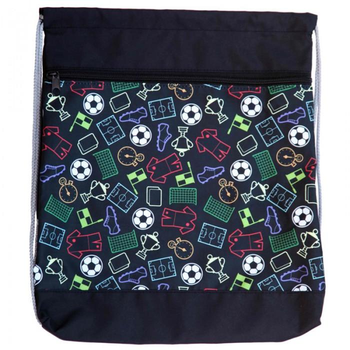 Mprinz Мешок для обуви с карманом Soccer от Mprinz