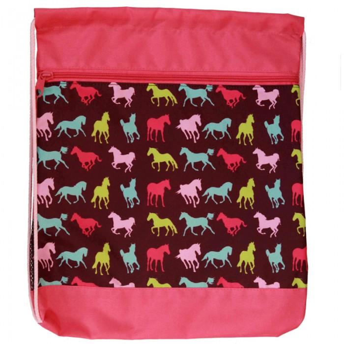 Картинка для Mprinz Мешок для обуви с карманом Horse