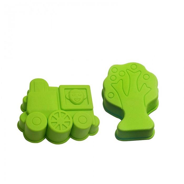 Игрушки для зимы Maxitoys Набор формочек для песочницы 2 шт. игрушки для зимы полесье набор для песочницы 565