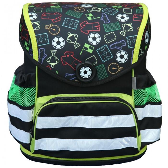 Развитие и школа , Школьные рюкзаки Mprinz Школьный ранец Soccer арт: 361443 -  Школьные рюкзаки