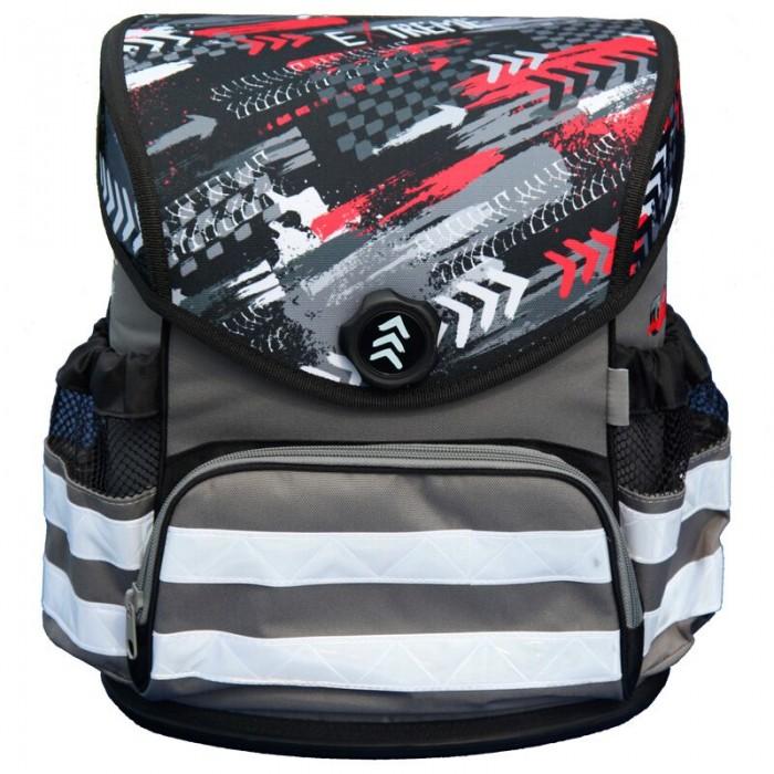 Развитие и школа , Школьные рюкзаки Mprinz Школьный ранец Racing car арт: 361453 -  Школьные рюкзаки