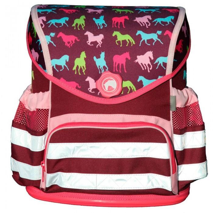 Развитие и школа , Школьные рюкзаки Mprinz Школьный ранец Horse арт: 361463 -  Школьные рюкзаки