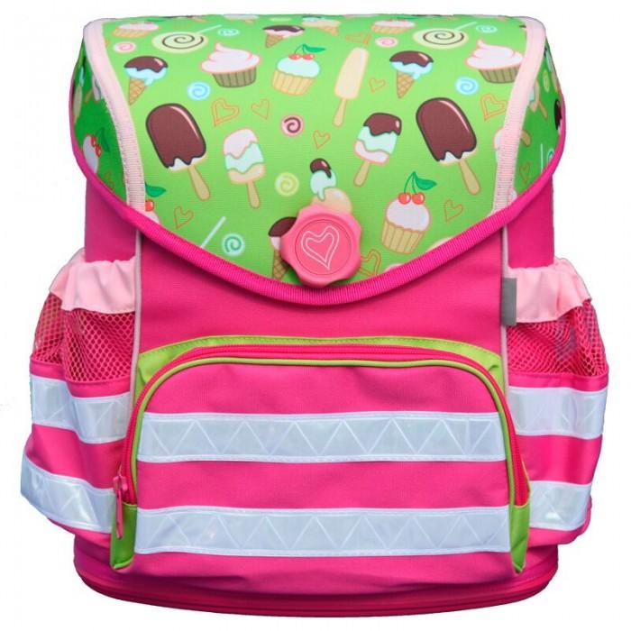 Развитие и школа , Школьные рюкзаки Mprinz Школьный ранец Ice cream арт: 361483 -  Школьные рюкзаки