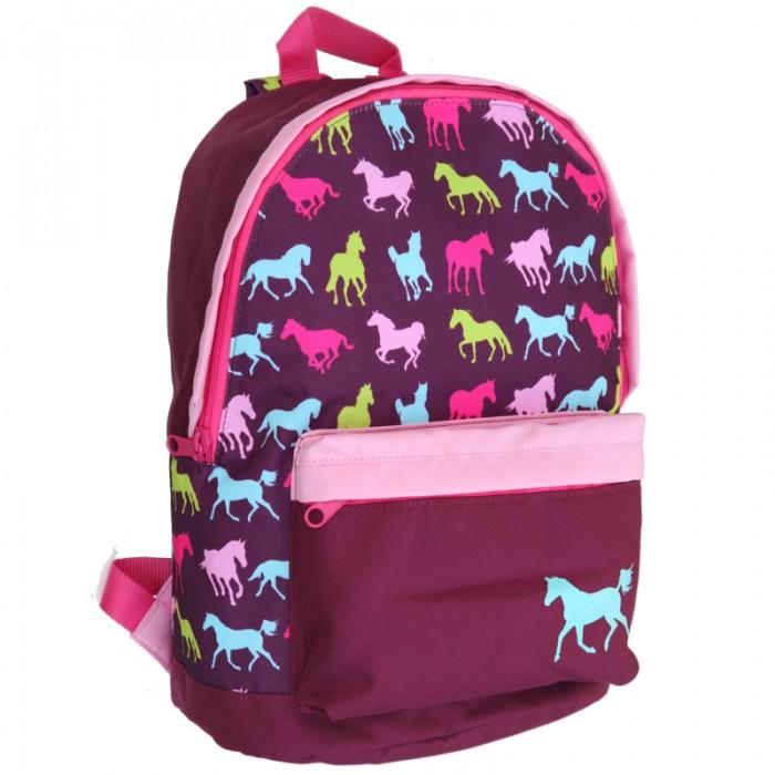 Развитие и школа , Школьные рюкзаки Mprinz Рюкзак Horse арт: 361523 -  Школьные рюкзаки