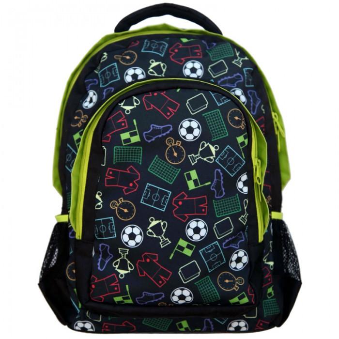 Развитие и школа , Школьные рюкзаки Mprinz Рюкзак Soccer 338481 арт: 361548 -  Школьные рюкзаки