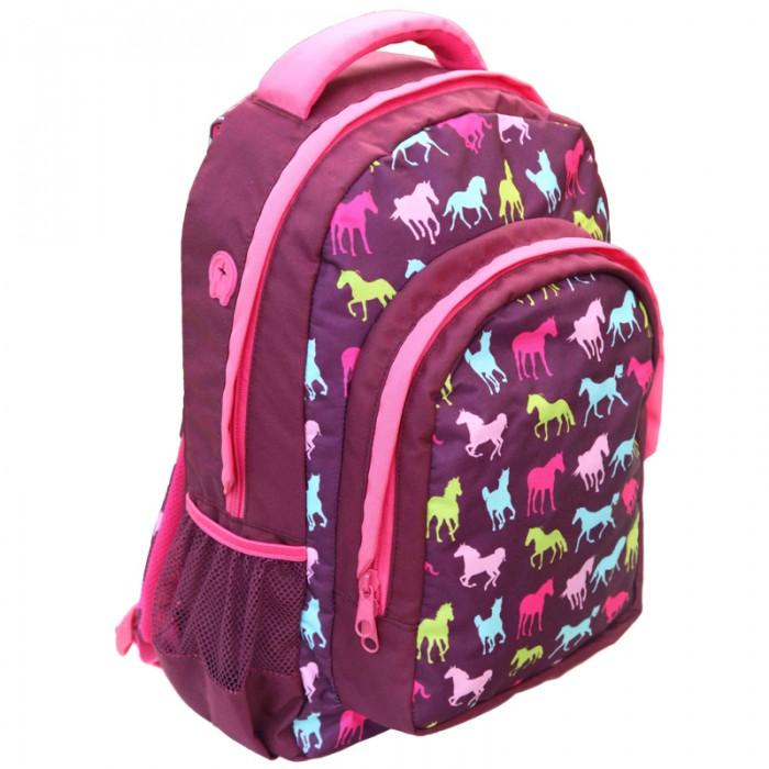 Развитие и школа , Школьные рюкзаки Mprinz Рюкзак Horse 338483 арт: 361553 -  Школьные рюкзаки