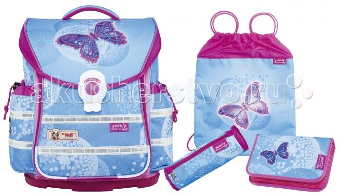 Школьные рюкзаки Thorka Школьный рюкзак MC Neill ERGO Light PLUS Легкость 4 предмета mc neill пенал овальныйl гринтрак цвет зеленый