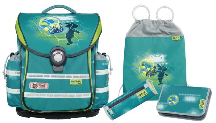 Развитие и школа , Школьные рюкзаки Thorka Школьный рюкзак MC Neill ERGO Light PLUS Вратарь 4 предмета арт: 361723 -  Школьные рюкзаки