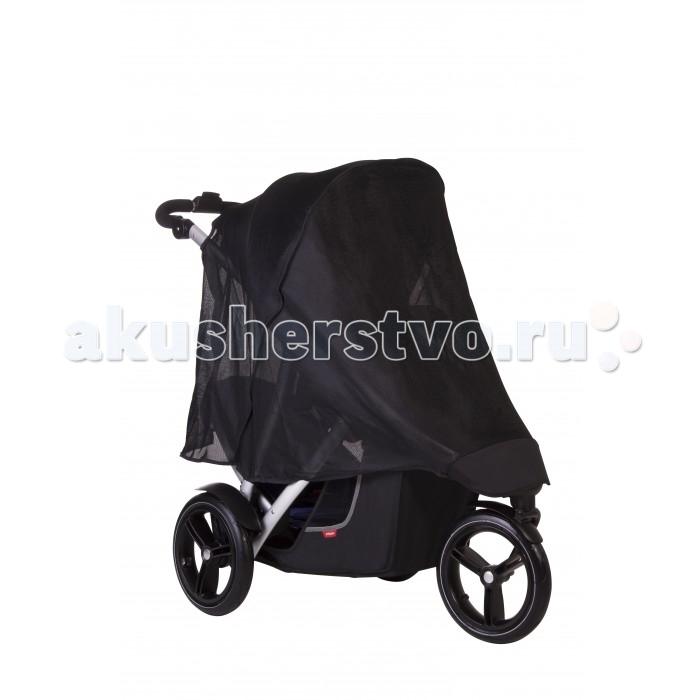 Детские коляски , Москитные сетки Phil&Teds Для колясок Classic/Explorer Double арт: 362083 -  Москитные сетки