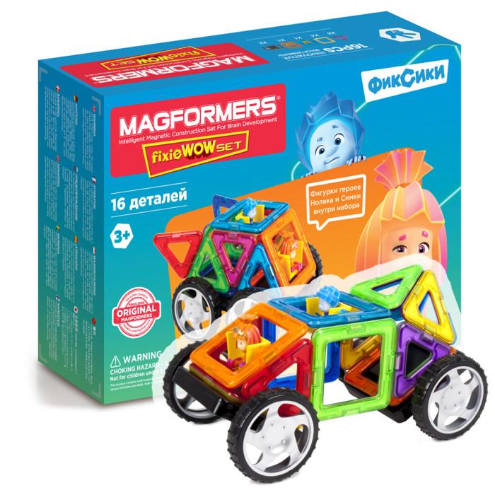 Картинка для Конструктор Magformers Магнитный Fixie Wow set