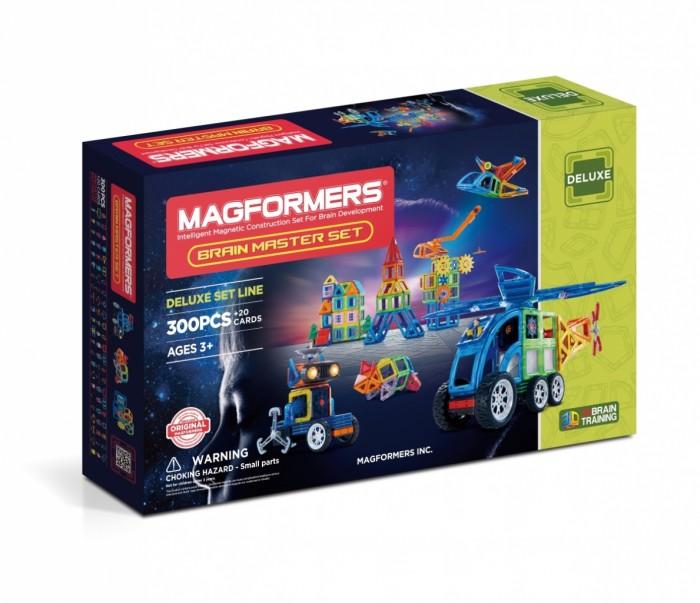 Купить Конструкторы, Конструктор Magformers Магнитный Brain Master set