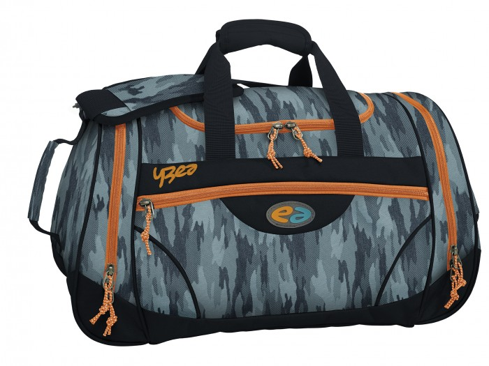 Thorka  Спортивная сумка Yzea Sports КамоСпортивная сумка Yzea Sports КамоThorka Спортивная сумка Yzea Sports Камо - идеальная сумка, когда речь заходит о спорте и фитнесе. Сумка имеет несколько разных функциональных отделений, включая отделение для мокрой одежды.  Размер сумки 52х27х26 см                                                  объем 32 л<br>
