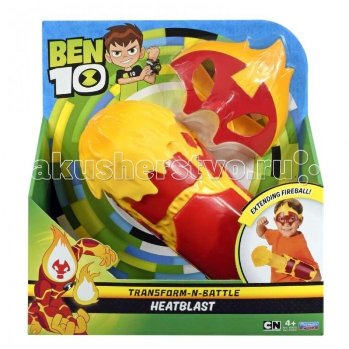 Игрушечное оружие Ben-10 Боевое снаряжение Человек-огонь