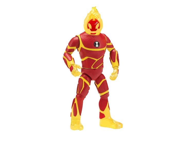Ben-10 Фигурка Человек-огонь 28 смФигурка Человек-огонь 28 смBen-10 Фигурка Человек-огонь 28 см о выглядит весьма правдоподобно. По мультсериалу Человек-огонь - самое первое превращение Бена.  Особенности: Игрушка очень подвижная и имеет 12 точек артикуляции.  Пластиковый Бен 10 практически может заменить мультипликационного в сюжетно-ролевых играх, которые ребенок с заинтересованностью придумает сам. Высокое качество пластика!<br>