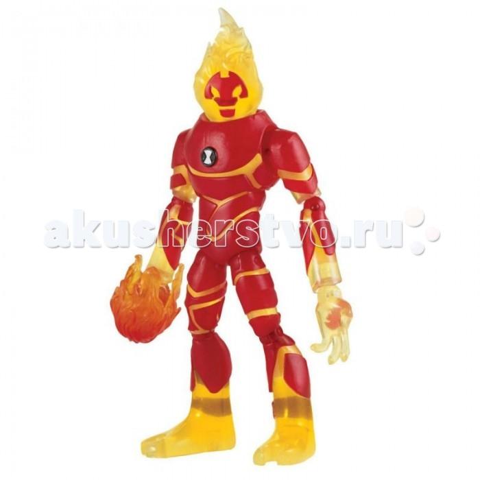 Ben-10 Фигурка Человек-огонь 12.5 см