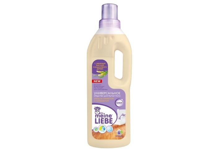 Бытовая химия Meine Liebe Универсальное средство для мытья пола Уход за паркетом и ламинатом 750 мл экологичная бытовая химия meine liebe