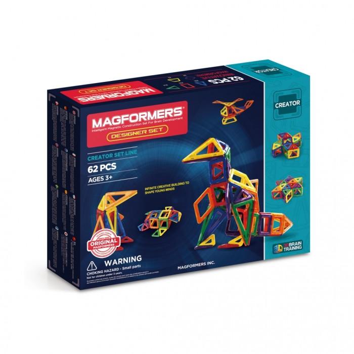 Конструктор Magformers Магнитный Designer Set 63081