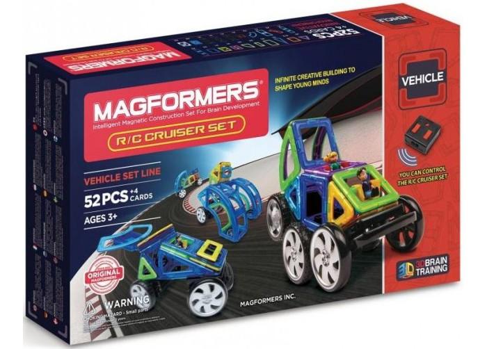 Конструктор Magformers Магнитный R/C custom Set 63091