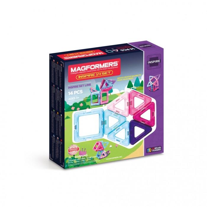 Конструкторы Magformers Магнитный Pastelle 14 63096 наколенник магнитный здоровые суставы