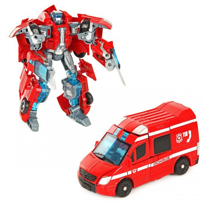 Роботы Veld CO Робот-трансформер 58395 робот veld co робот трансформер вертолет 72747