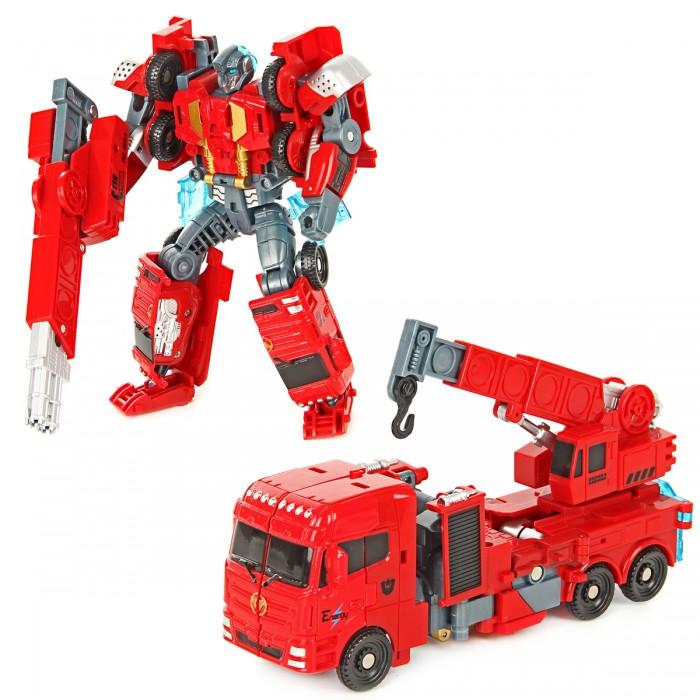 Роботы Veld CO Робот-трансформер 58397 робот трансформер mengbadi 106 blue