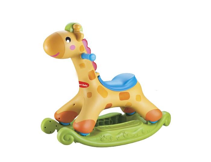 Детский транспорт , Каталки Smart Baby Жираф 2 в 1 арт: 363527 -  Каталки